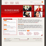 Business website template #106