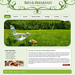 Bed and breakfast hotel template #129