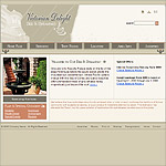 Bed and breakfast hotel template #64